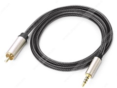 Cáp Audio digital 3.5mm Coaxial to RCA 1m Ugreen 20731