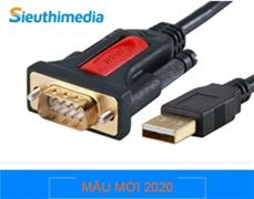 Dây cáp USB to RS232 Male 1.5m Winet WN-UCM
