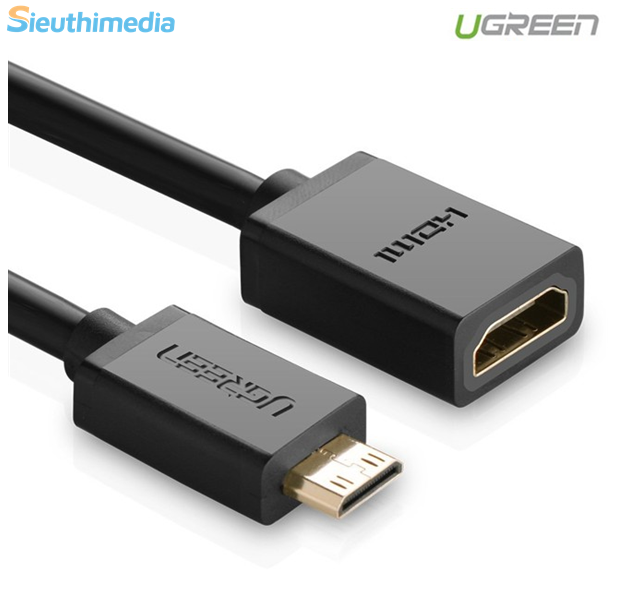 Cáp mini HDMI sang HDMI Ugreen 20137